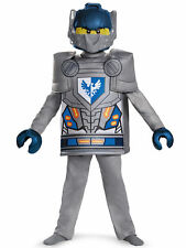 Clay Deluxe Lego Nexo Knights Child Fancy Dress Up Boys Costume