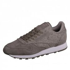 Reebok CL Leather KSP Trainers Shoes Classics cliff beach stone wht AR0572