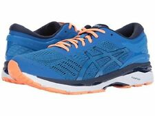 ASICS GEL KAYANO 24 DIRECTOIRE BLUE MENS RUNNING SHOES 2017 **WORLDWIDE SHIPPING