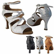 Party Party High Top Strappy Dress Pump Sandals, Women Comfort Heels Dance Shoes