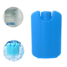 Camping Lunch Picnic Reusable Freezer Ice Blocks Travel Cooler Bag Box