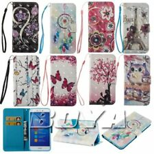 For Huawei P10 Lite Phone Case pu leather wallet cover strap folding flip cover