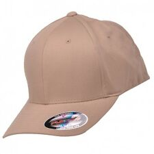 Flexfit Cap Original Flex Fit Baseball Cap Hat Cap Khaki