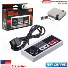 New Classic Gaming Controller Gamepad For Nintendo NES 8 Bit System Console