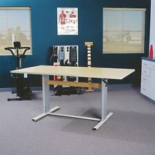 Populas Furniture Accella Height Adjustable Training Table