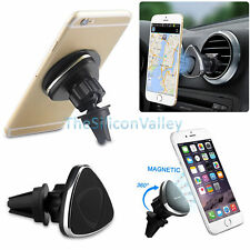360° Universal Car Magnetic Air Vent Mount Cradle Holder for SAM Note 8 iPhone 8