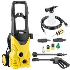 Pro Electric High Pressure Water Cleaner Washer Gun Hose Pump Cleaning 1650PSI