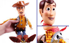 "NEW Cute Toy Story Plush Toy WOODY Talking Stuffed Doll Figure 15"" Doll Toy Gift"