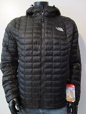NWT Mens TNF The North Face Thermoball Insulated Hoodie Hooded Jacket - Black