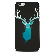 Harry Potter Deer charm phone case cover Apple Iphone 4 5 Galaxy S7 S5 gift s6
