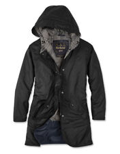 BARBOUR Ladies' Coll Hooded Waxed Cotton Jacket
