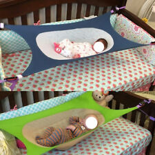 Baby Hammock Newborn Baby Infant Bed Elastic Detachable Baby Crib Safe 4 Pattern