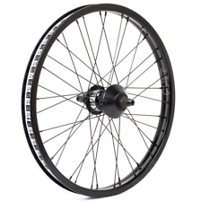 CULT BMX BIKE CREW FREECOASTER BICYCLE WHEEL RHD BLACK PRIMO ODYSSEY