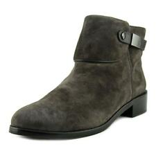 Vince Camuto Miriame Women  Round Toe Suede Gray Ankle Boot