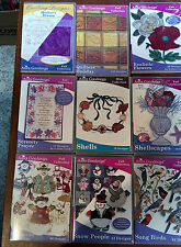 NEW Anita Goodesign Embroidery/Quilting Collections.Titles Q thru W.*YOU CHOOSE*