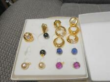 NOLAN MILLER GLAMOUR COLLECTION PIRCED EARRINGS