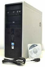 Choose CPU & HDD on a 32Bit Business Line HP DC7900 Win-7 Pro Tower Computer PC