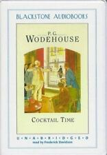 Like-NEW~ Cocktail Time by P. G. Wodehouse (2003, Cassette, Unabridged)
