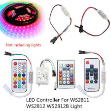 DC5-24V Mini LED IR Remote Controller For WS2811 WS2812 WS2812B LED Strip Light