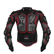 Jacket Armor Body Protector Racing Motorcycle Riding Motocross Off-Road Guard