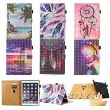 """For Apple iPad Pro 10.5"""" Tablet Case PU Leather Walle Holder Smart Cover"""