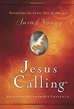 Jesus Calling: Enjoying Peace in His Presence  by Sarah Young(Hardcover)
