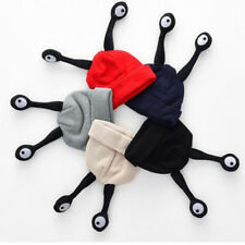 Lovely 1 Pcs Cap Cartoon Warm Baby Winter Insect Children Two Antennae Kids Hat