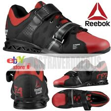REEBOK LIFTER 2.0 CROSSFIT NANO MENS BLACK SHOES SIZE US 7 39 Weightlifting GYM