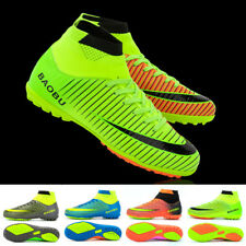 Adult Mens Soccer Indoor Cleats Shoes Turf Soccer Football Trainers Sneaker Nice
