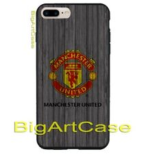 Manchester United Soccer Football Logo Club CASE COVER iPhone 6s/6s+/7/7+/8/8+
