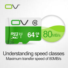 OV TF Memory Micro SD Card 16GB 32G 64G SDXC SDHC Class 10 UHS-1 Cell Tablet PC