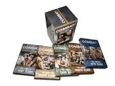 Combat! - The Complete Series (DVD,40-Disc Set) Visa/MC Pay only