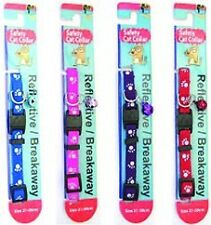 Breakaway and Safety Cat Collar 21--30cm