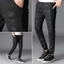 Men's Sweatpants Sports pants Men's casual pants Stretch hip hop pants