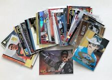 NASCAR -- huge lot of racing cards: Gordon Earnhardt Petty Harvick, many more