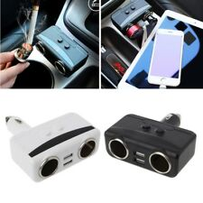 3.1A Voltage Dual USB 2 Way Car Charger Cigarette Lighter Socket Power Adapter