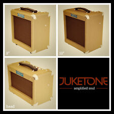 Juketone Boutique 5W Class A Valve Vintage Style Tweed Guitar Amplifier Tube Amp