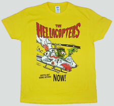 HELLACOPTERS T-SHIRT GOTTA GET SOME ACTION