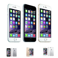 """Apple iPhone 6 Gray Silver Gold Smartphone AT&T Cell Phone 16/64/128GB """"6"""