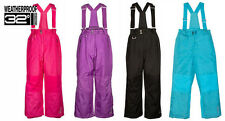 NEW WEATHERPROOF 32 DEGREES GIRLS WINTER SKI BOARDER SNOW BIB PANT VARIETY