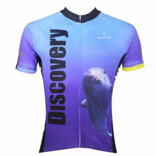 Discovery Shark Ciclismo Clothing Bike Bicycle Short Sleeve Cycling Jersey Top