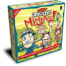 Number Ninjas Game - The Haywire Group