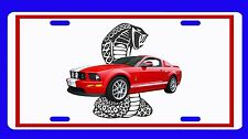 NEW Ford Mustang Cobras License Plate!! Many different available! FREE SHIPPING!