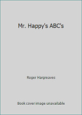 Mr. Happy's ABC's by Roger Hargreaves