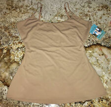 ASSETS by Spanx Fantastic Firmers Cami NUDE Camisole Tank Top Womens Plus Sz 2X