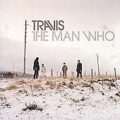 2 CD lot = The Man Who by Travis (UK) (CD-2000, Epic (USA)) and Invisible Band