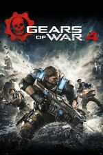 Gears of War 4 Game Cover Poster 61x91.5cm