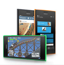 "Unlocked Nokia Lumia 735 RM-1038 4.7"" 4G Wifi NFC 6.7MP 8GB Windows SmartPhone"