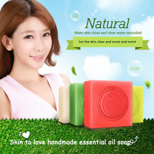 Pure Natural Moisturizing Cleansing Oil Soap Handmade Soap Essential Soap