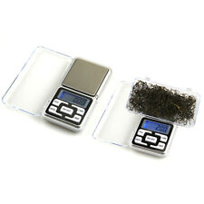 Digital Scale 100g-500g Jewelry Gold Silver Coin Grain Gram Pocket Size Herb